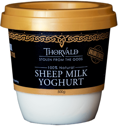 Thorvald Sheep Milk Yoghurt